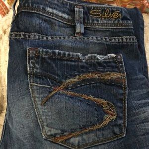 "Silver jeans ""AIKO"" 33 x 31"